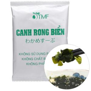 Canh dưỡng sinh rong biển Tâm Minh gói 5.5g
