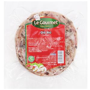 Giò thủ Le Gourmet gói 200g
