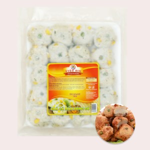 Chả cá nấm đông cô Việt Sin gói 500g