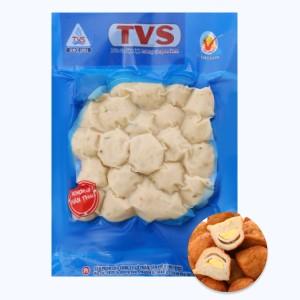 Chả cá trứng cút Tân Việt Sin gói 500g