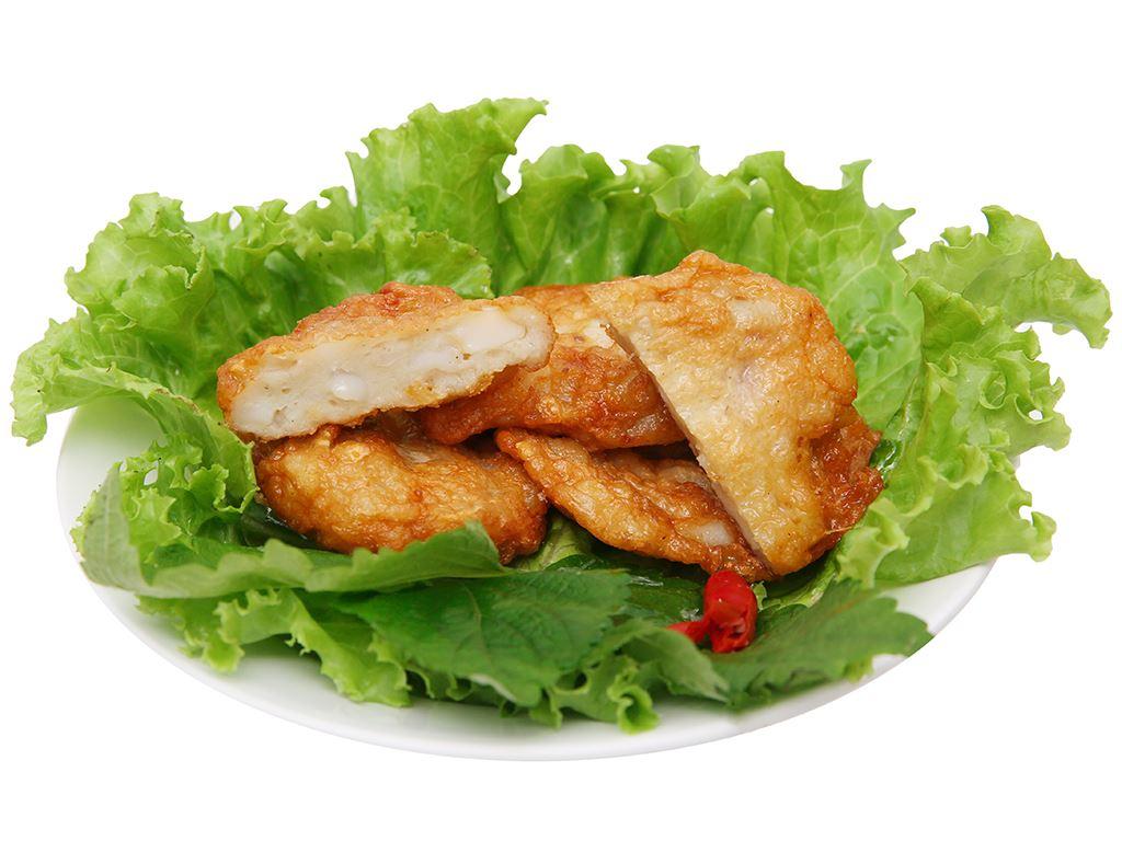 Chả mực hương vị truyền thống SG Food gói 250g 6