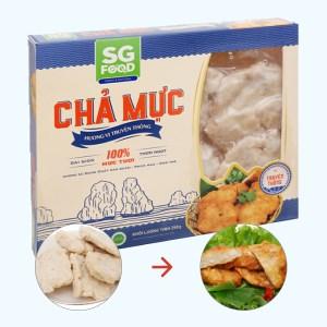 Chả mực hương vị truyền thống SG Food gói 250g