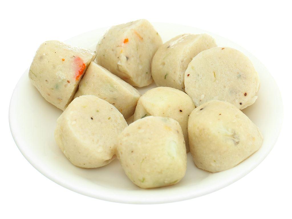 Chả cá trứng cút Tân Việt Sin gói 200g 5