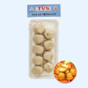 Chả cá trứng cút Tân Việt Sin gói 200g