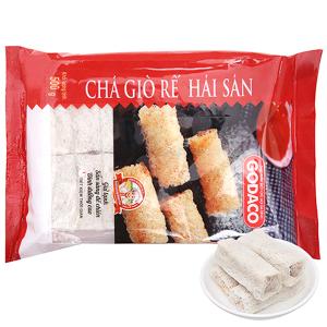 Chả giò rế hải sản Godaco gói 500g