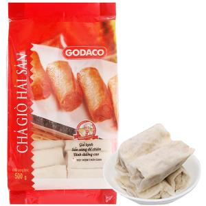 Chả giò hải sản Godaco gói 500g