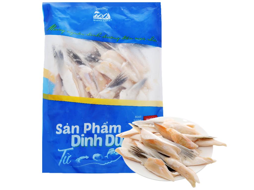 Vây cá hồi Phi Long gói 500g 8