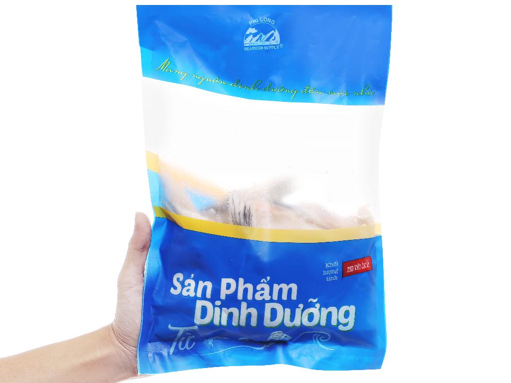 Vây cá hồi Phi Long gói 500g 11