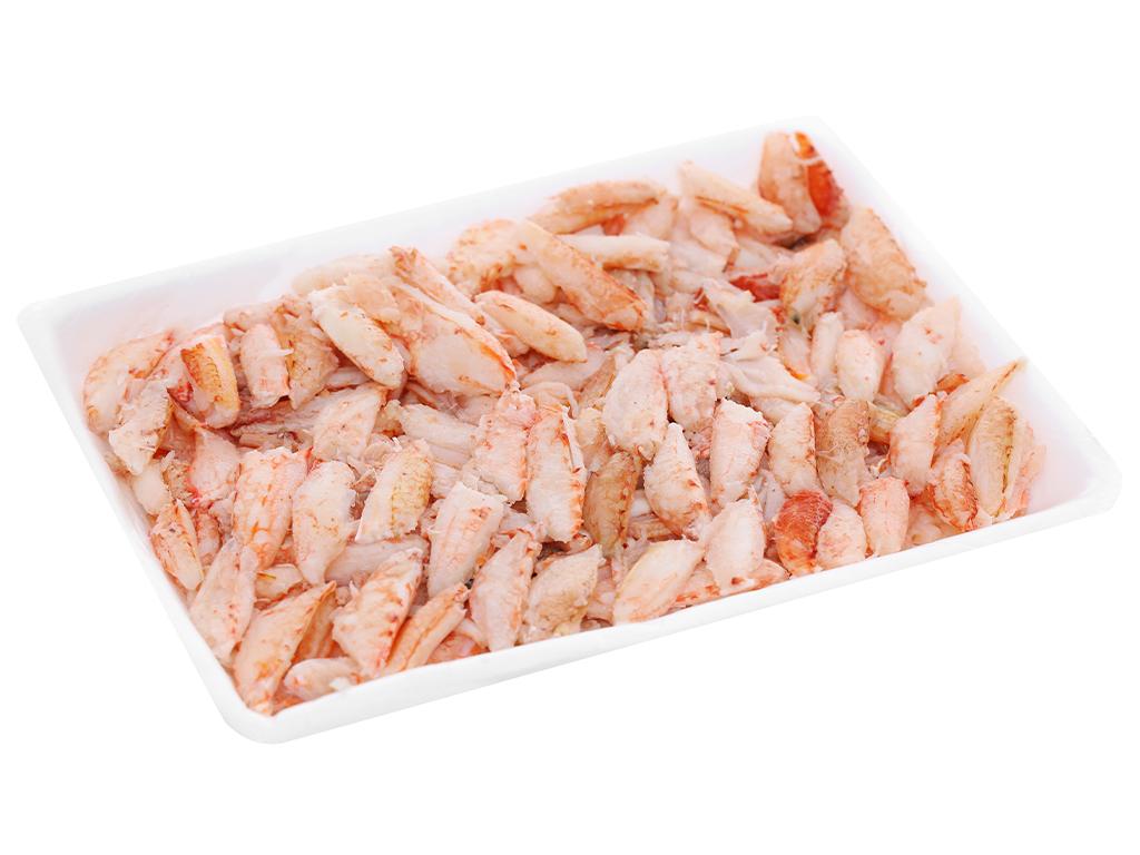 Thịt càng ghẹ Phi Long khay 200g 8