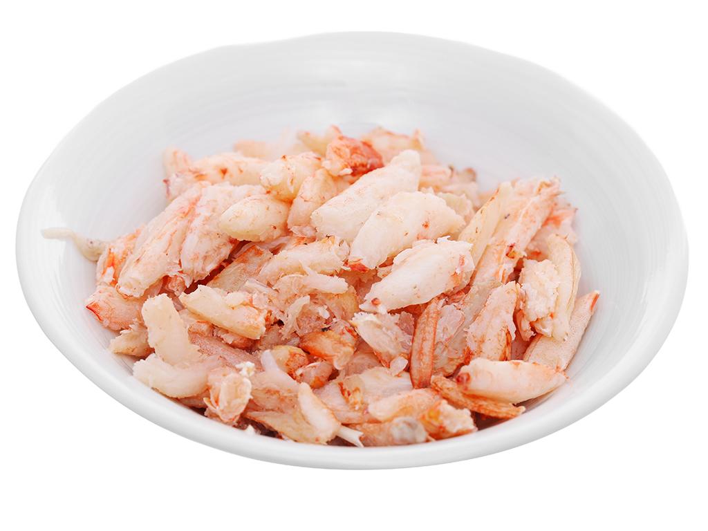 Thịt càng ghẹ Phi Long khay 200g 9