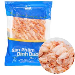 Thịt càng ghẹ đông lạnh Phi Long khay 200g