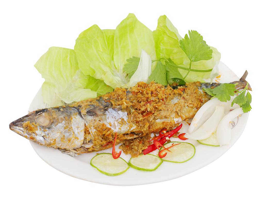Cá saba tẩm sa tế Phi Long gói 200g - 300g 9
