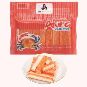 Que surimi hương cua 3N Foods Arika gói 250g