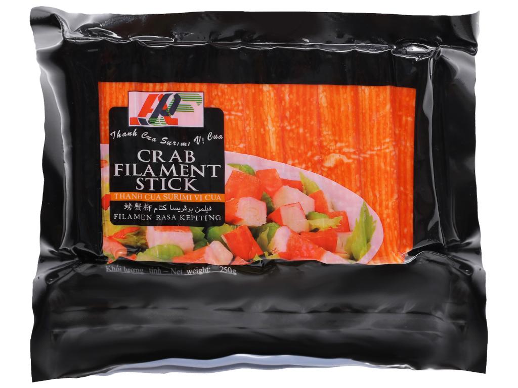 Thanh cua surimi vị cua 3N Foods gói 250g 1
