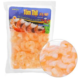 Tôm thịt Đôi Đũa Vàng 31/40 gói 450g