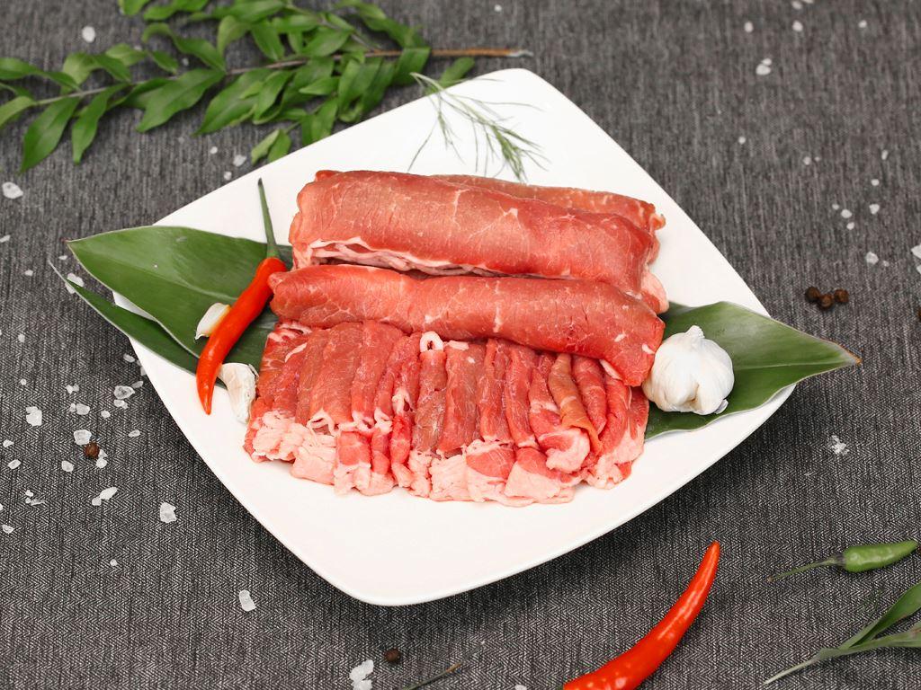 Gầu bò Mỹ đông lạnh Thảo Tiến Foods khay 300g 2