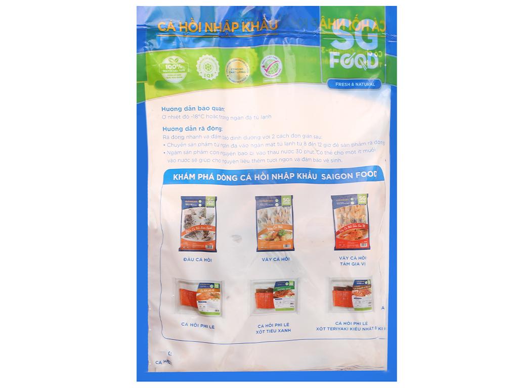 Vây cá hồi SG Food gói 500g 2
