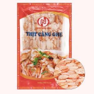 Thịt càng ghẹ đông lạnh Ngon Ngon Food gói 250g