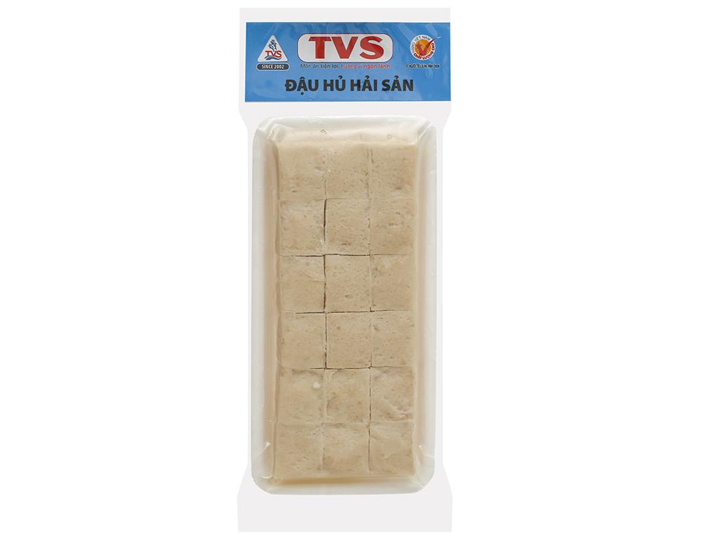 Đậu hũ hải sản Tân Việt Sin gói 200g 1