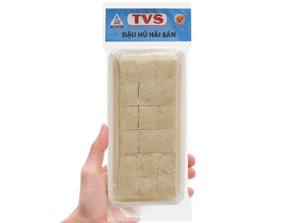 Đậu hũ hải sản Tân Việt Sin gói 200g 4