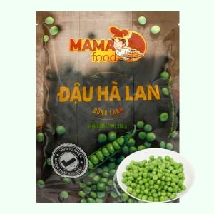 Đậu Hà Lan đông lạnh Mama Food gói 200g