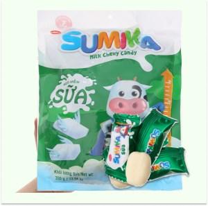 Kẹo mềm sữa Sumika gói 350g