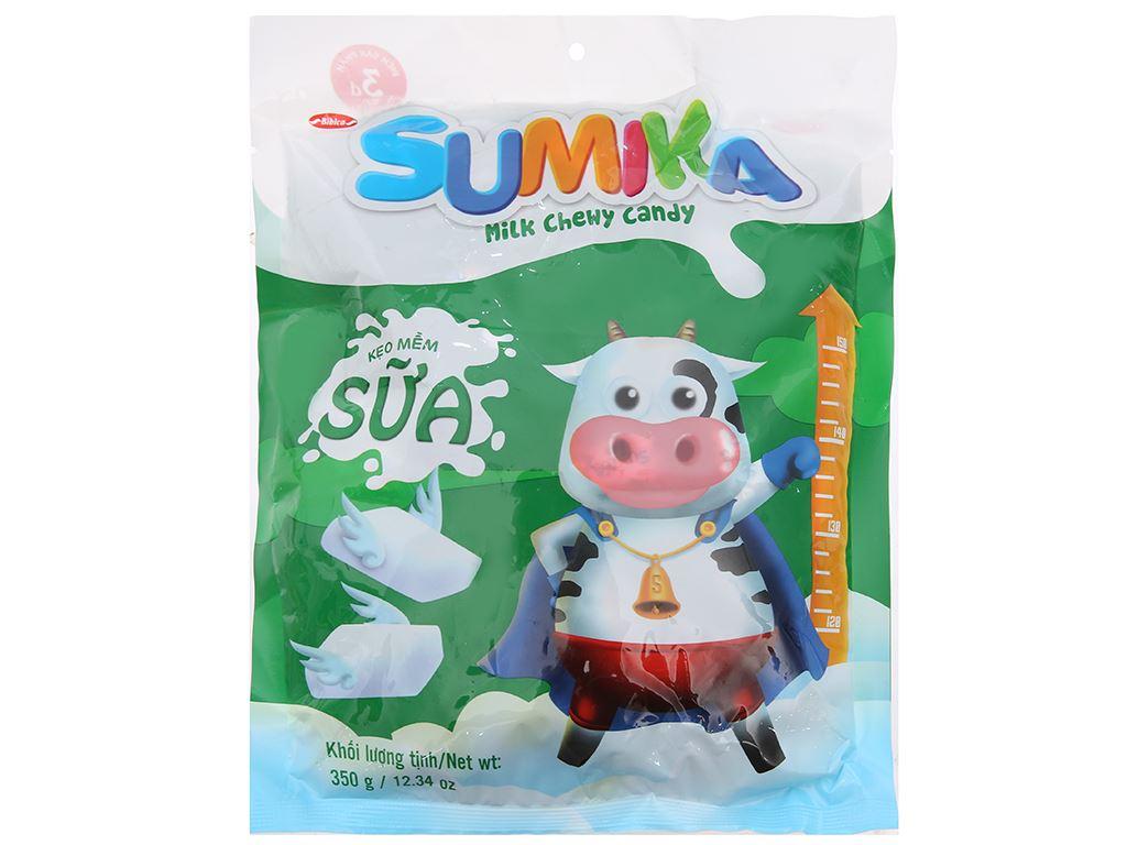 Kẹo mềm sữa Sumika gói 350g 1