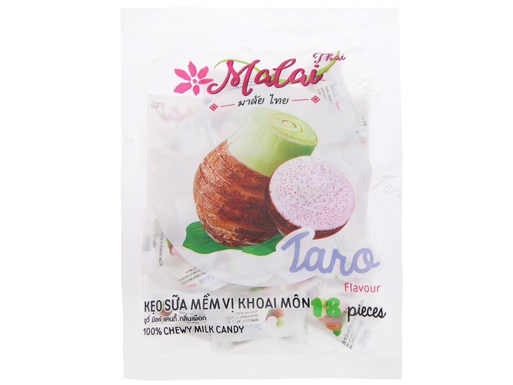Kẹo sữa mềm Malai Thai vị khoai môn 67g 2