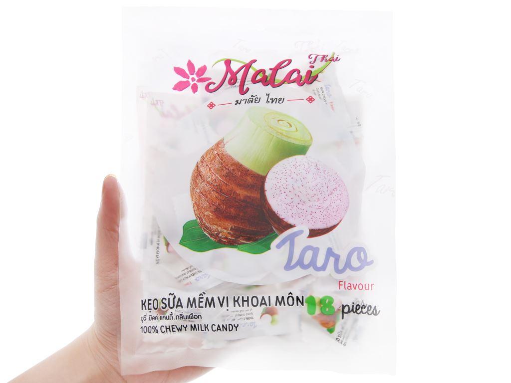 Kẹo sữa mềm Malai Thai vị khoai môn 67g 5