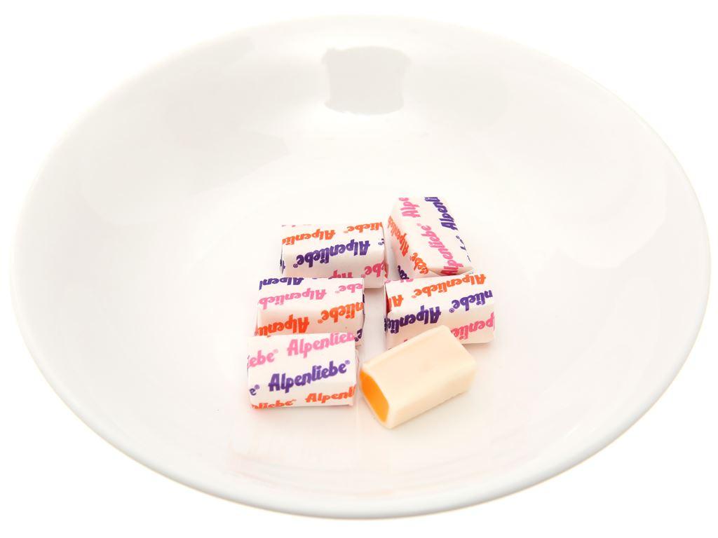 Kẹo mềm hương trái cây 2Chew Alpenliebe thanh 24.5g 4