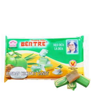 Kẹo dừa lá dứa Bến Tre gói 200g