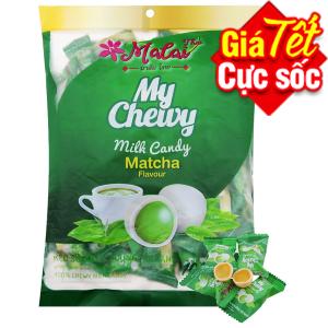 Kẹo sữa mềm Malai Thai vị trà xanh 360g