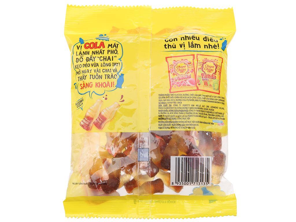 Kẹo dẻo cola Cool Chupa Chups gói 90g 2