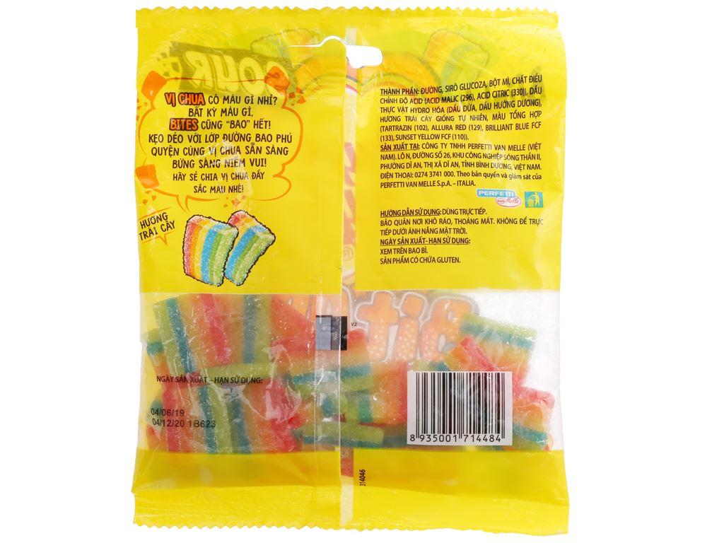 Kẹo dẻo hương trái cây Chupa Chups Bites gói 56g 3