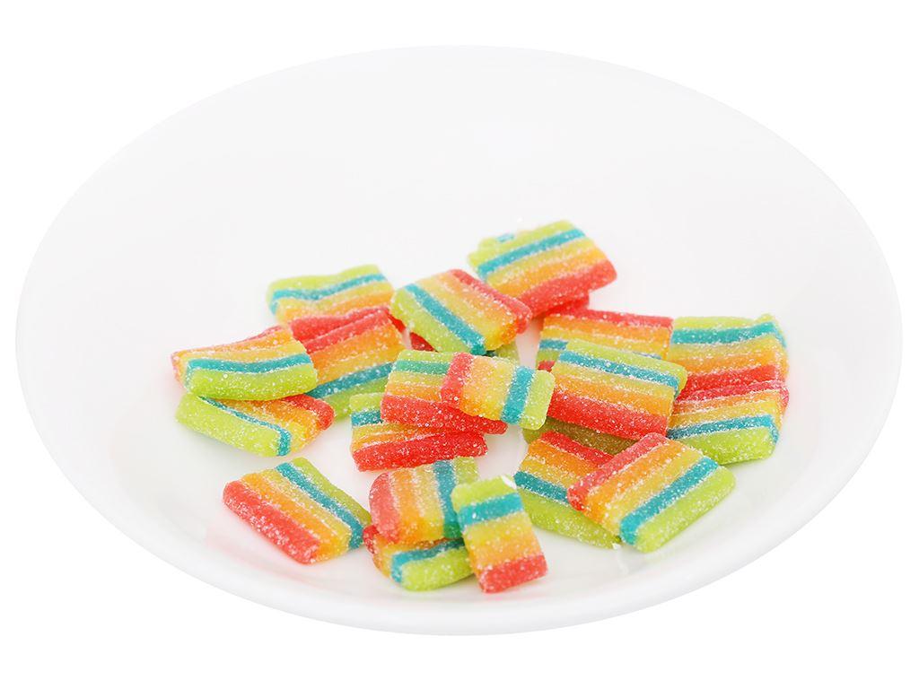 Kẹo dẻo hương trái cây Chupa Chups Bites gói 56g 6