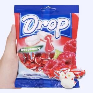 Kẹo mềm nhân phúc bồn tử Drop gói 90g