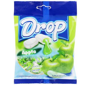 Kẹo mềm nhân táo Drop gói 500g