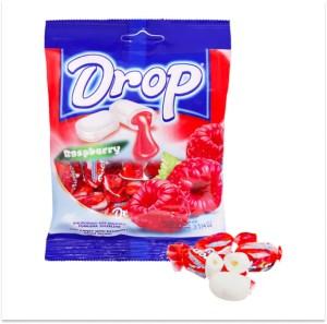 Kẹo mềm nhân phúc bồn tử Drop gói 500g