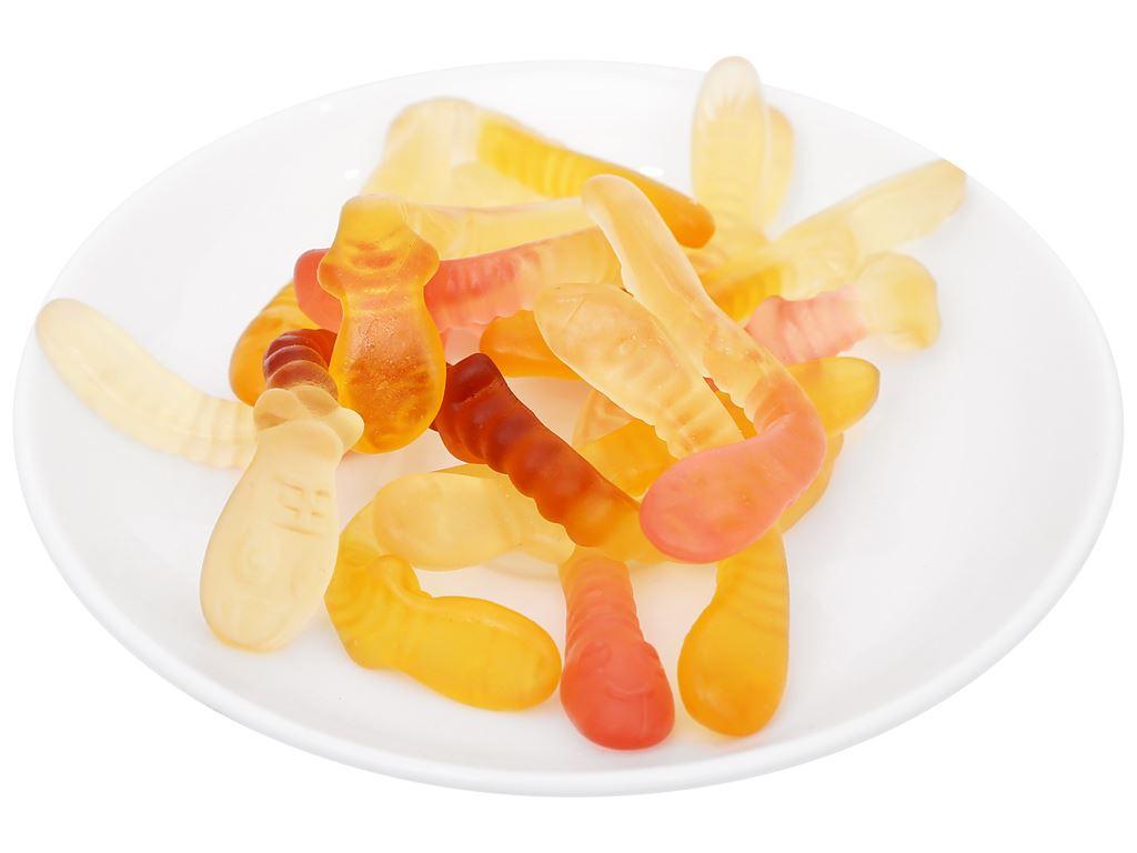 Kẹo dẻo hương trái cây Orion Đại Ca Chun gói 56g 5