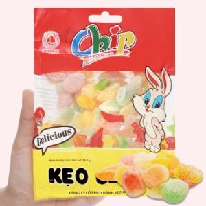 Kẹo dẻo Hải Hà Jelly Chip gói 100g