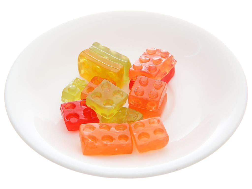 Kẹo dẻo xếp hình vị sữa chua Play More gói 64g 5