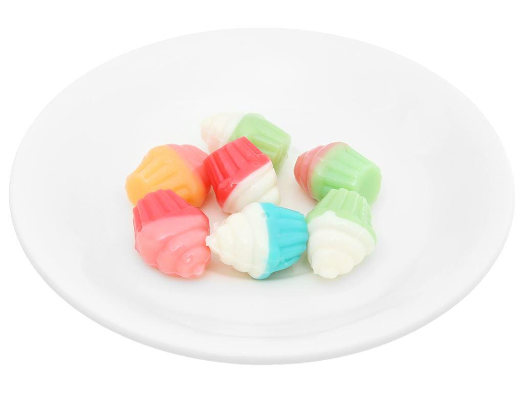 Kẹo dẻo hình bánh cupcake Play More gói 48g 5