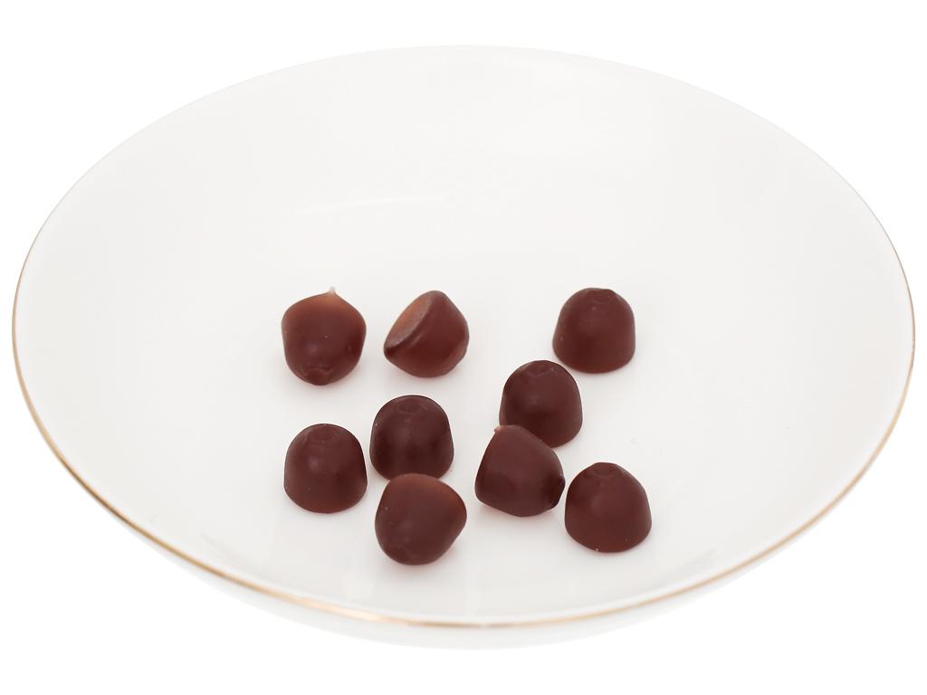 Kẹo dẻo vị việt quất Want Want QQ Gummies gói 70g 6