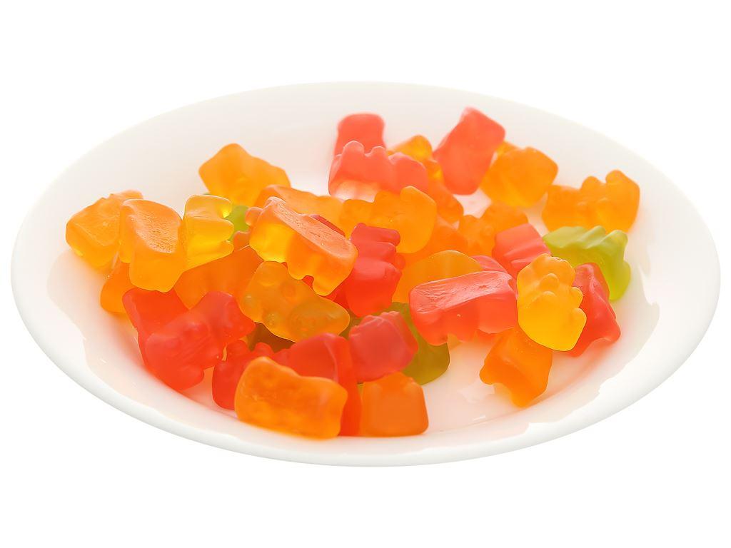 Kẹo dẻo hương trái cây tổng hợp Chupa Chups Panda Bears gói 160g 5