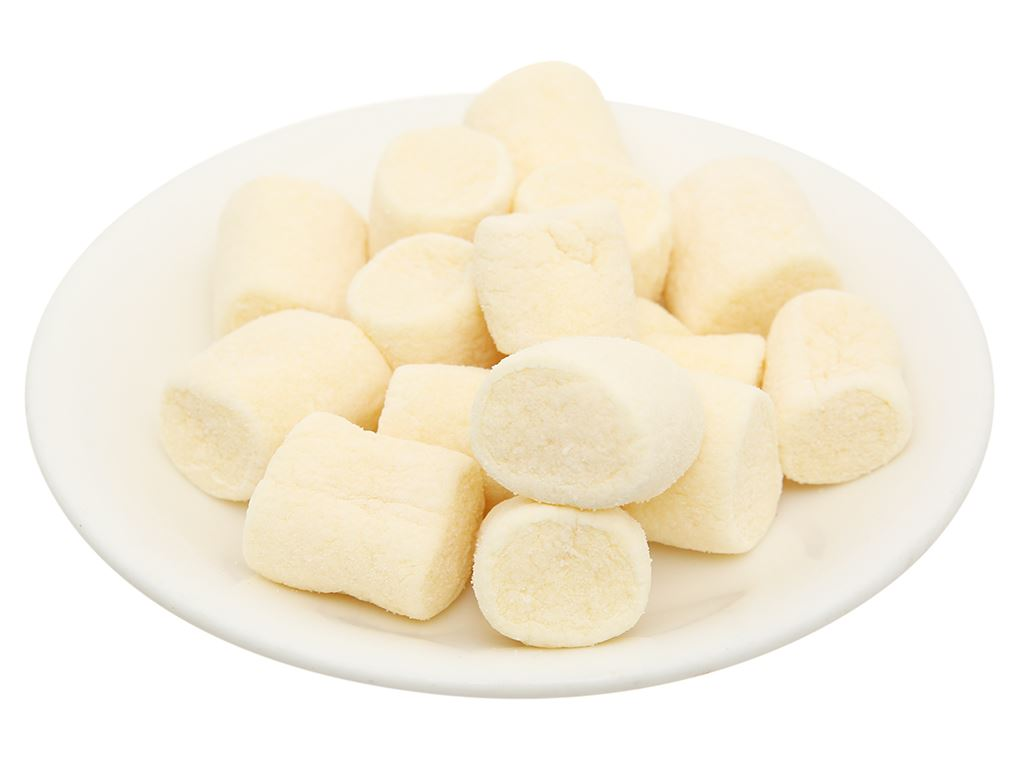 Kẹo xốp hương xoài CorNichE Mega Mango Marshmallows gói 100g 5