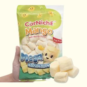 Kẹo xốp hương xoài CorNichE Mega Mango Marshmallows gói 100g