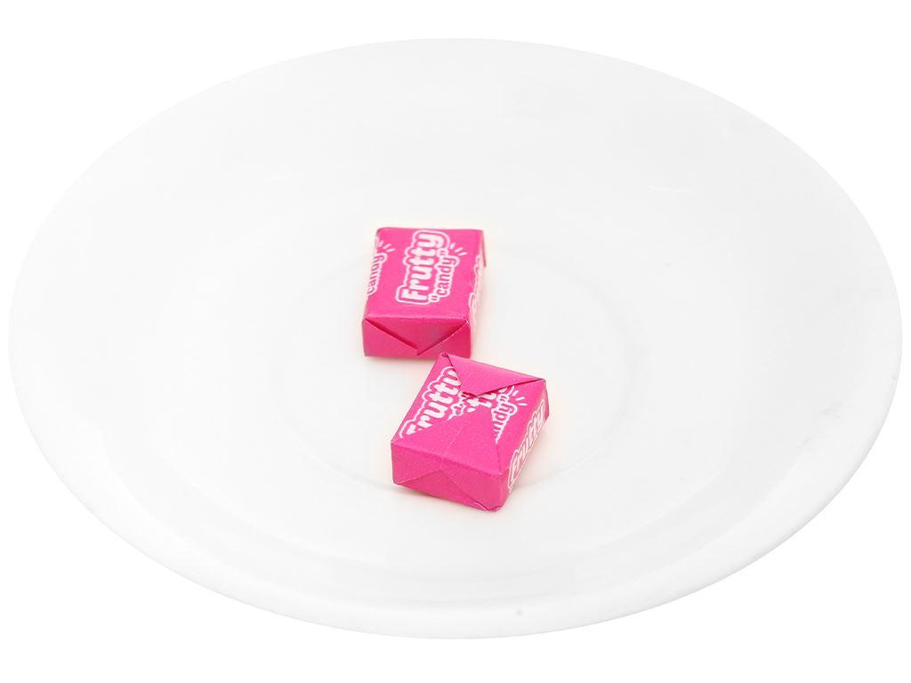 Kẹo mềm vị dâu Miniyum Frutty Midi thanh 25g 5