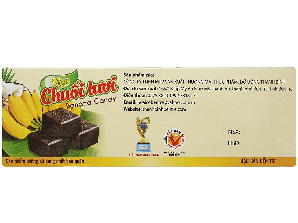 Kẹo chuối Thanh Bình tươi hộp 300g 3