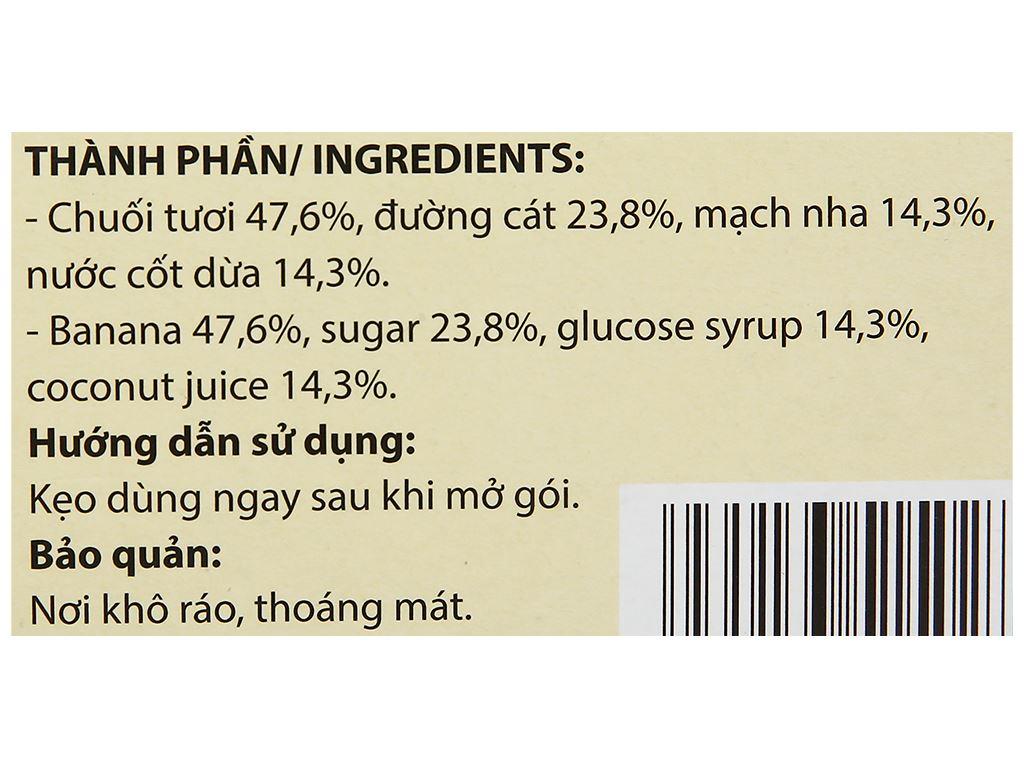 Kẹo chuối Thanh Bình tươi hộp 300g 4