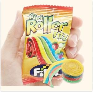 Kẹo cuộn Fini Roller Fantasy 4 màu gói 20g